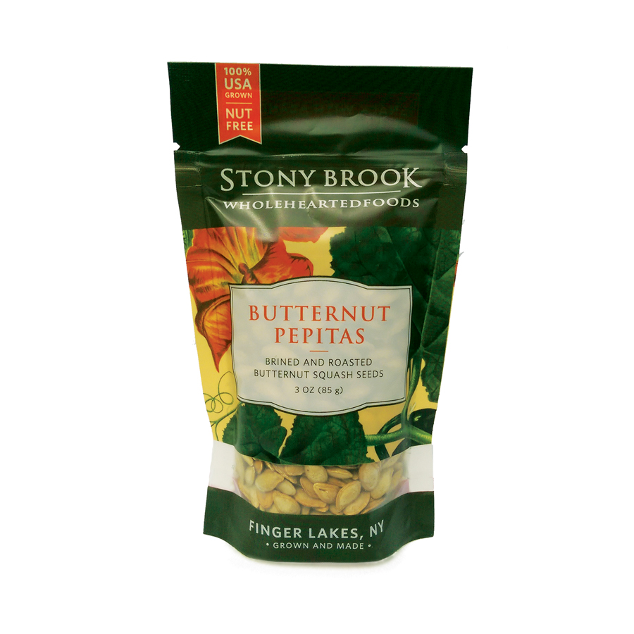 Butternut pepitas, 3 oz