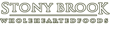 Stony Brook WholeHeartedFoods logo