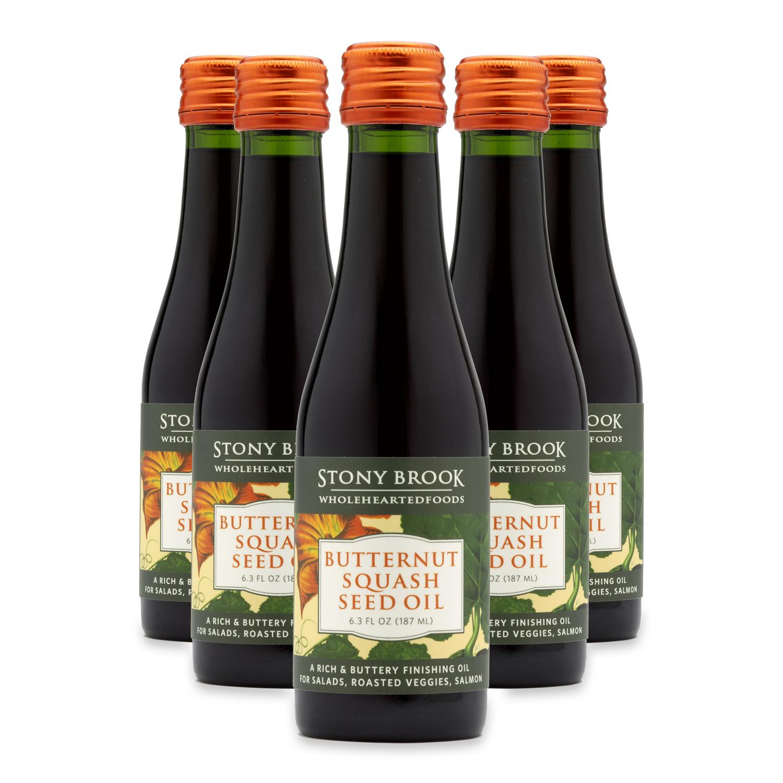butternut squash oil, case of 12