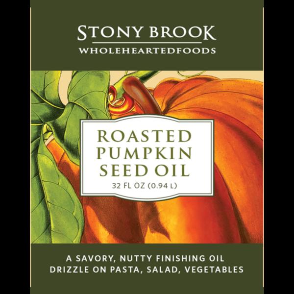 Stony Brook Pumpkin Seed Oil Quart